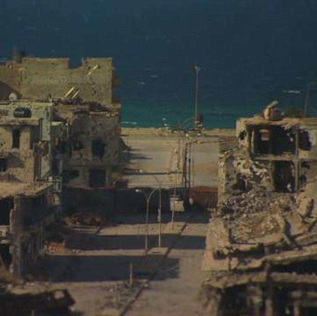 Petinggi ISIS Mengungsi ke Libya