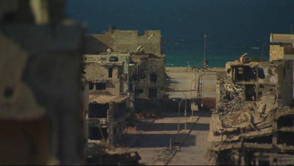 Bentrok di Libya, 12 Orang Tewas dan 17 Lainnya Luka-luka