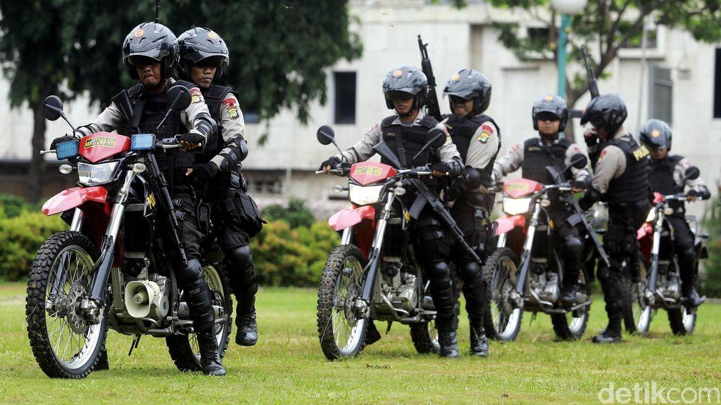 Struktur Polresta Tangerang di Bawah Polda Banten Mulai Maret 2016
