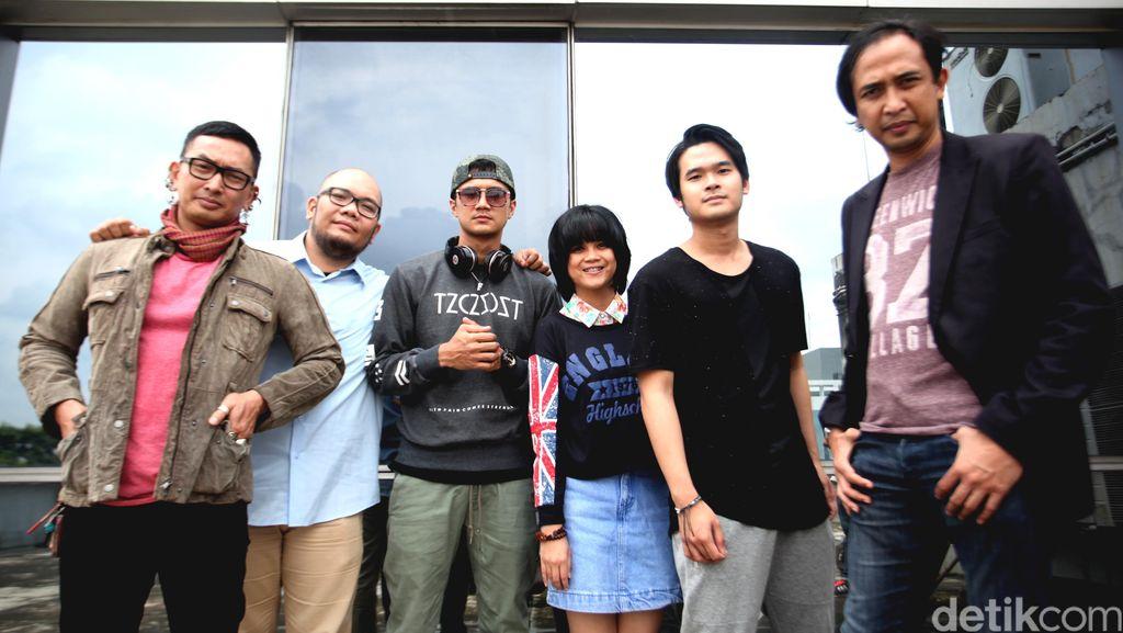 11 Peserta Ajang Pencarian Bakat di Album Kompilasi Piyu