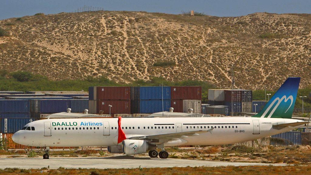 Ternyata Ledakan TNT Picu Lubang di Badan Pesawat Somalia
