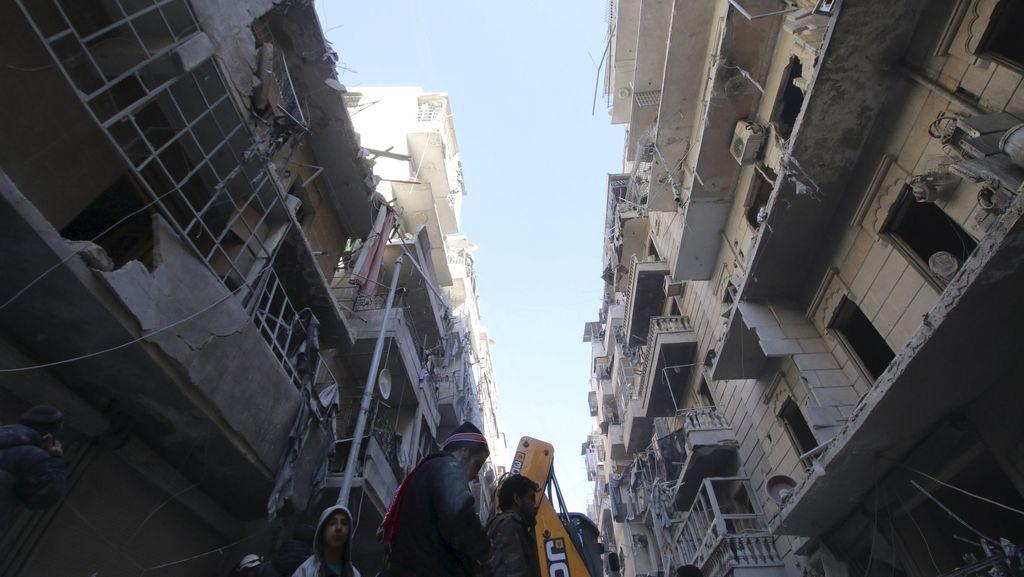 Aliansi Suriah Sambut Baik Pengiriman 250 Tentara AS Untuk Perangi ISIS