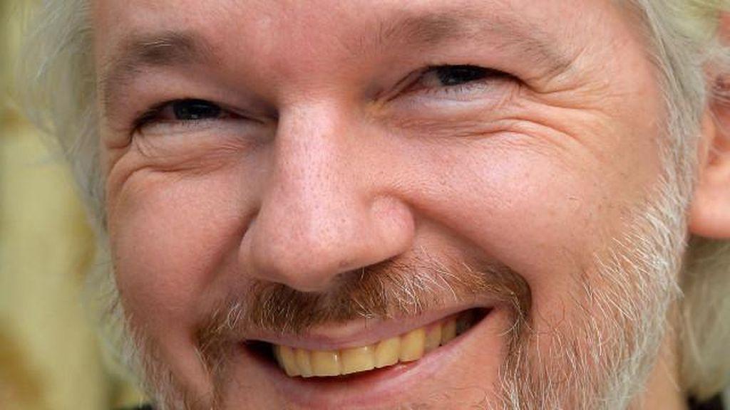 Panel PBB Dukung Pendiri Wikileaks Julian Assange