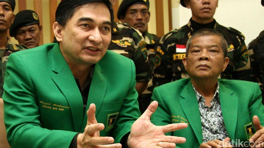 Dicopot dari Ketua F-PPP DPR, Dimyati: Saya Mau Maju Pilgub Banten