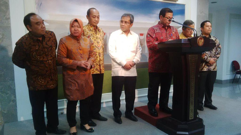 Jokowi Tetapkan 7 Kota Percontohan untuk Ubah Sampah Jadi Listrik