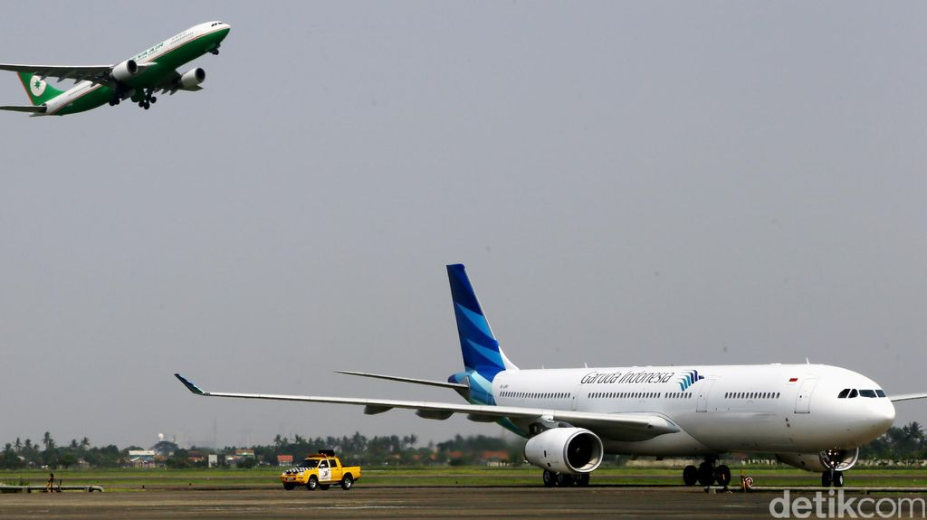 Frekuensi Penerbangan di Bandara Cengkareng Tak Boleh Lebih 72 Kali Per Jam