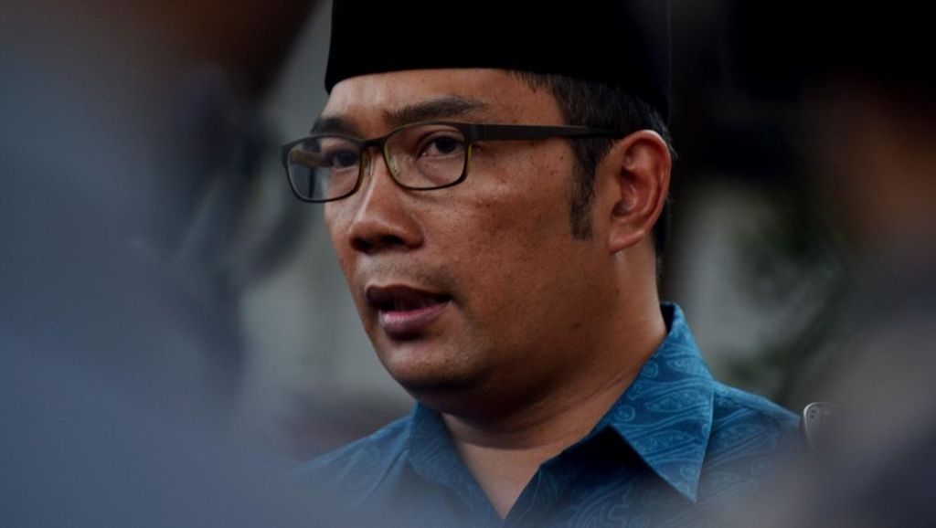 Respons Ridwan Kamil soal Komunitas Perpustakaan Ditertibkan TNI