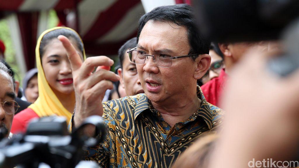 Ahok: Mana Ada Warga Jakarta Menjadi PSK? Mereka Impor