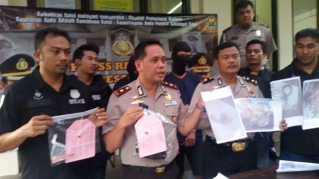 Berawal dari Pelaku Tawuran, Bandar Sabu ini Tertangkap Polisi