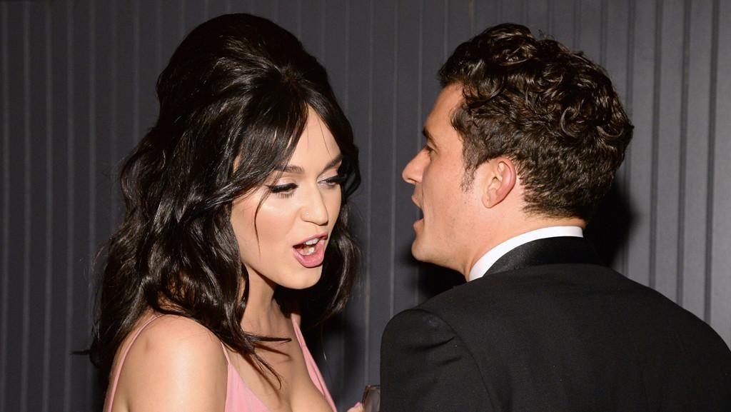 Katy Perry Tak Terpengaruh Foto Mesra Orlando Bloom dan Selena Gomez