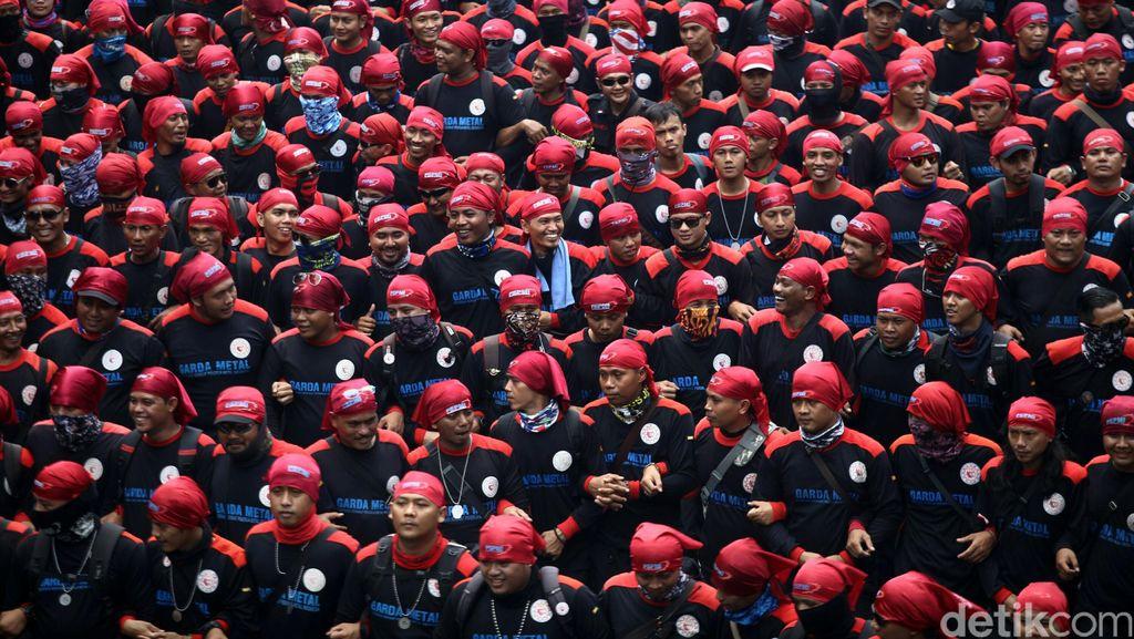 Ribuan Buruh di Bekasi Akan Peringati May Day dengan Gelar Doa dan Dzikir
