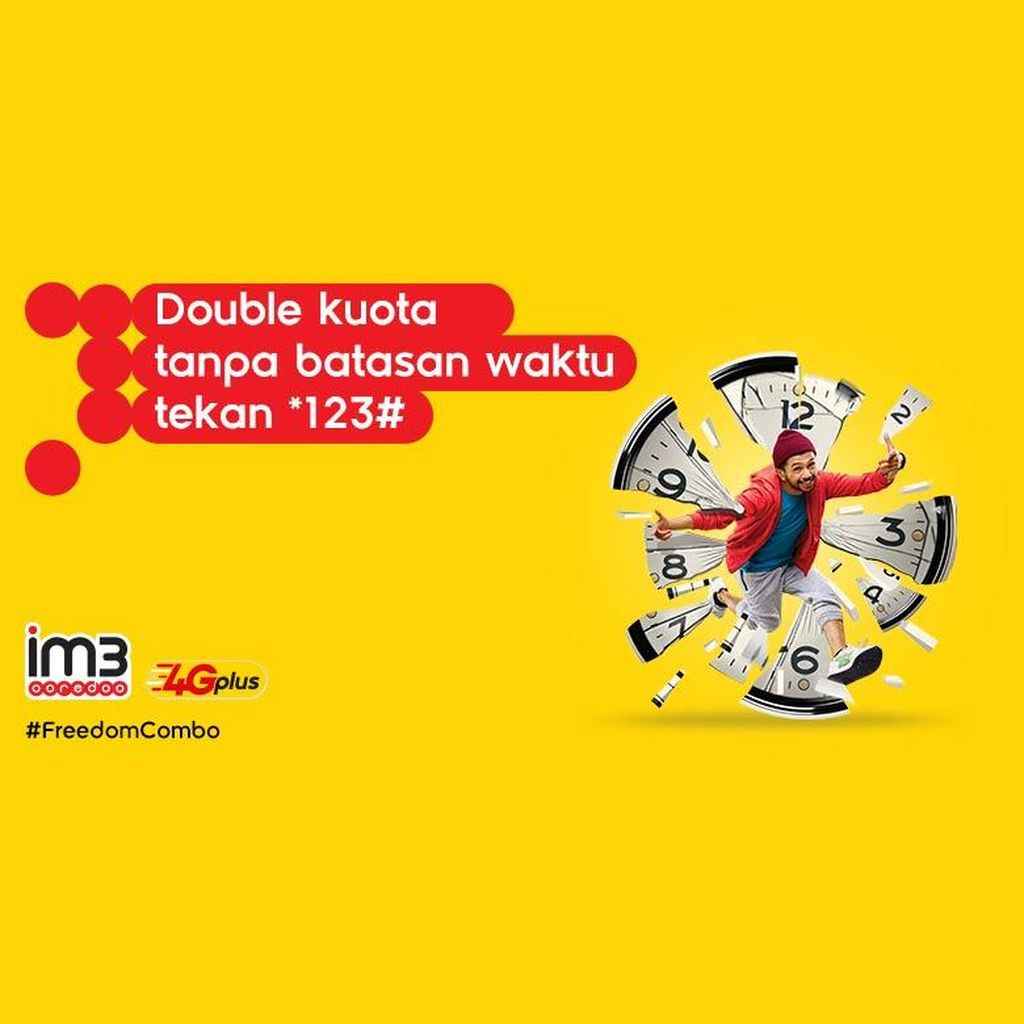 Freedom Combo, Terobosan Baru dari Indosat Ooredoo