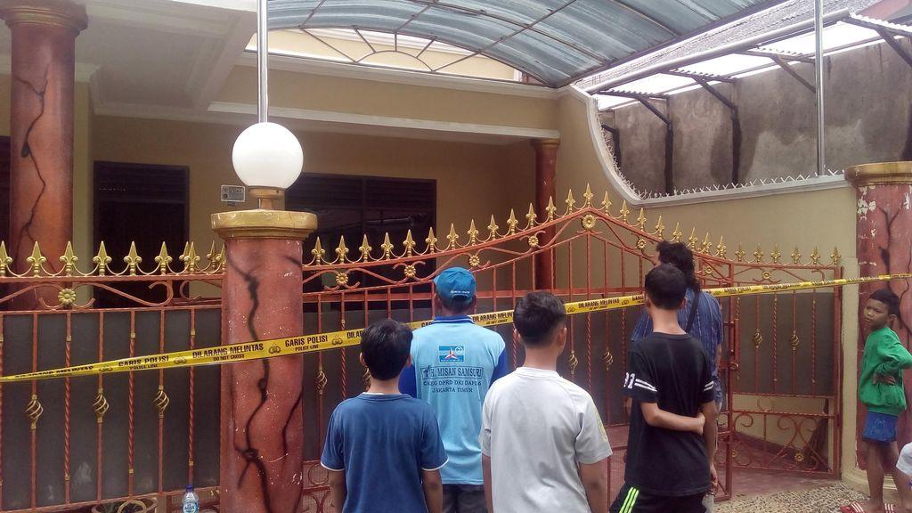 Polisi Sempat Dobrak Rumah Begeng Pembunuh Bocah SD