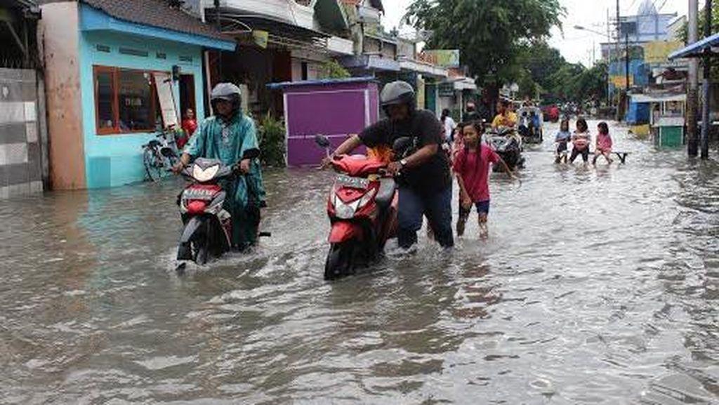 Sidoarjo Diterjang Banjir