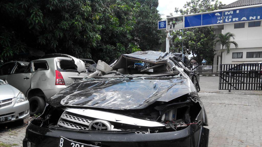 Polisi: 9 Orang di Mobil Fortuner Habis Minum Bir di Kalijodo