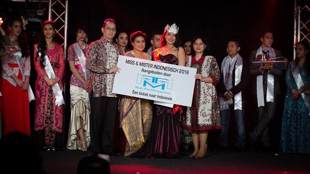 Ms/Mr Indonesisch, Jong Belanda Punya Cara Ekspresikan Cinta Indonesia