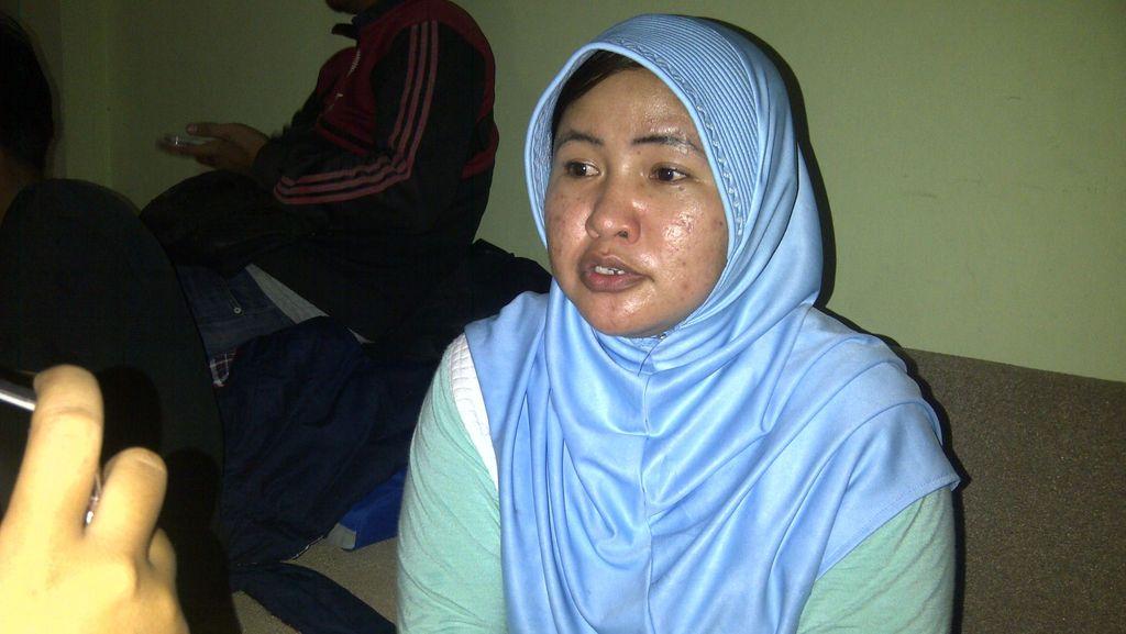 Driver Go-Jek dan Istrinya yang Tewas Ditabrak Fortuner Tinggalkan 1 Anak