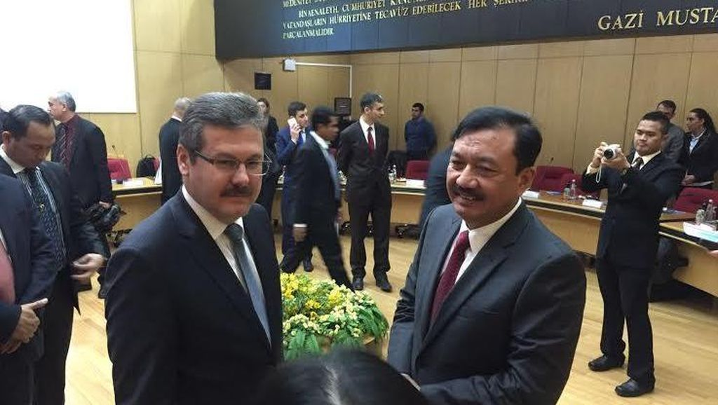 Anggota Densus 88 Merapat ke Turki, Pantau WNI yang Direkrut ISIS