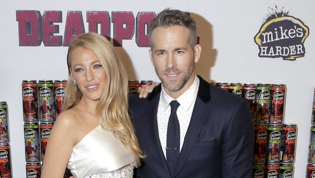 Blake Lively dan Ryan Reynolds Siap Sambut Anak Kedua