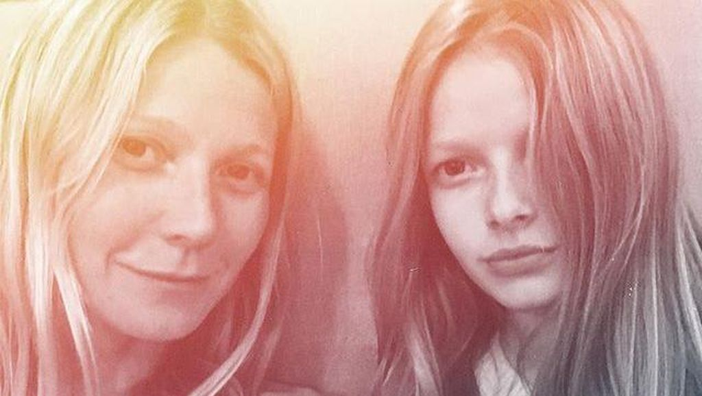 Masih 11 Tahun, Putri Gwyneth Paltrow Habiskan Rp 2,7 Juta Sekali Facial