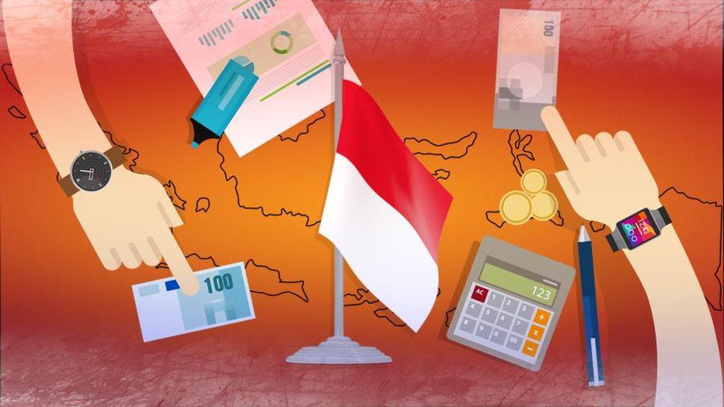 Indeks Persepsi Korupsi Indonesia Membaik