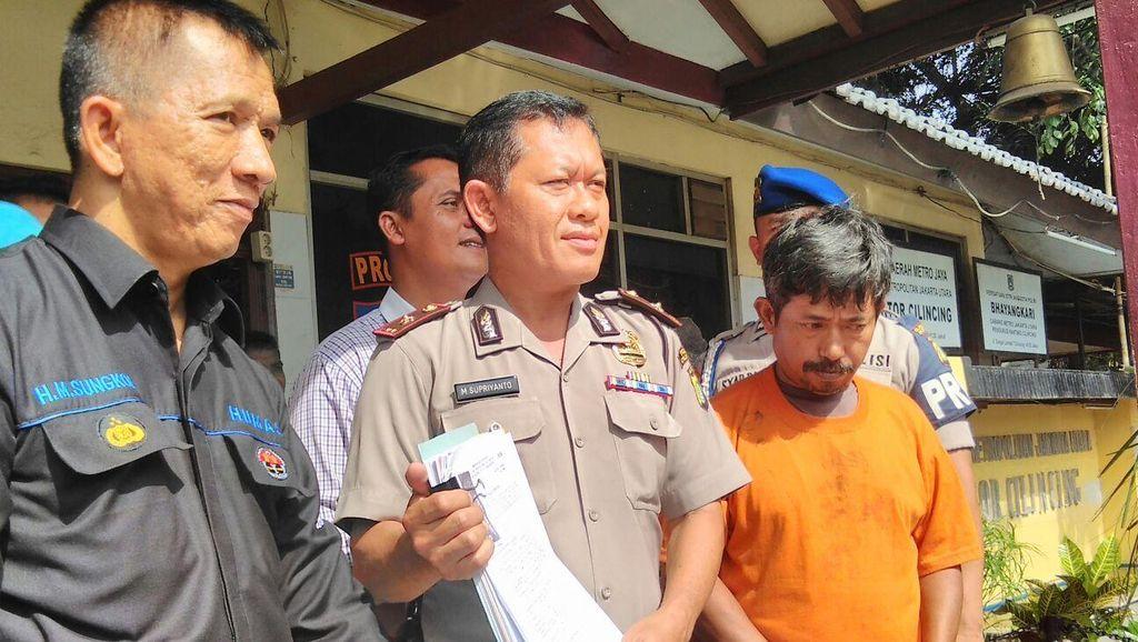 Bejat! Cabuli 2 Bocah di Cilincing Jakut, Tarli Ditangkap Polisi