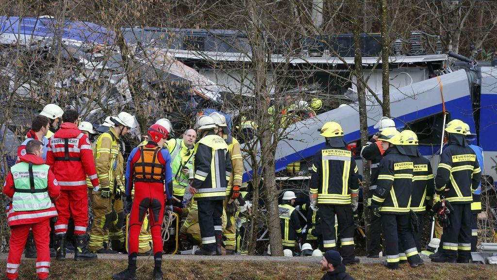 Menlu: Tidak Ada WNI yang Jadi Korban Tabrakan Kereta di Bavaria