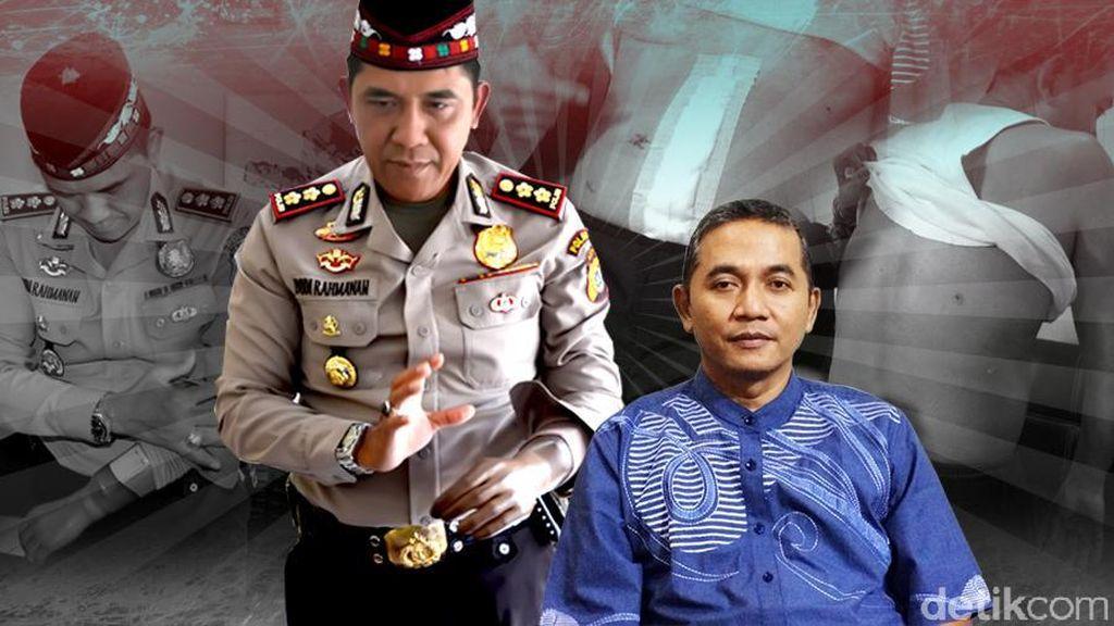 Jadi Korban Serangan Teror, Dua Polisi Ini Menolak Trauma