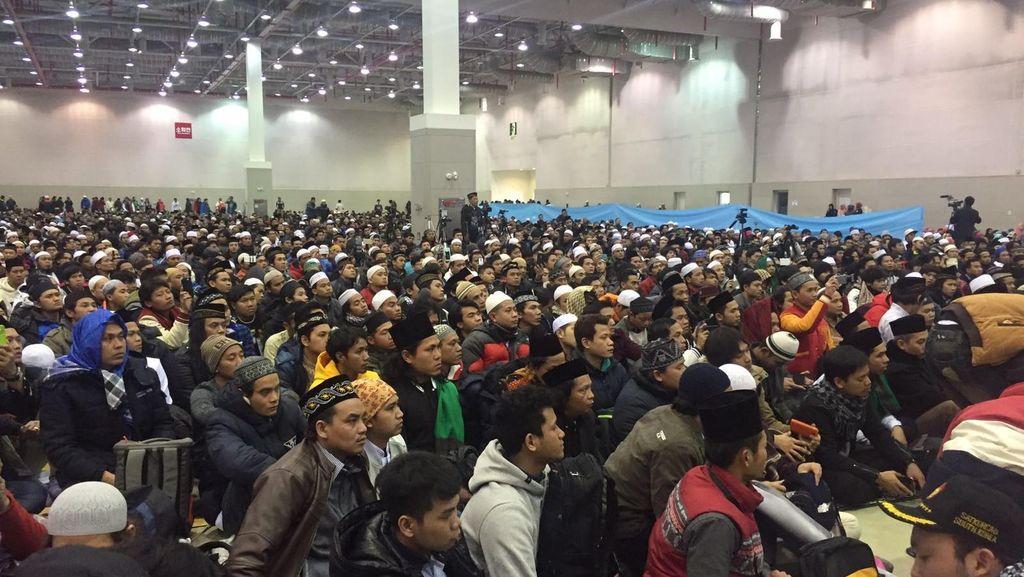 Saat Ribuan WNI Khusyuk Ikuti Pengajian Akbar di Gumi Korsel