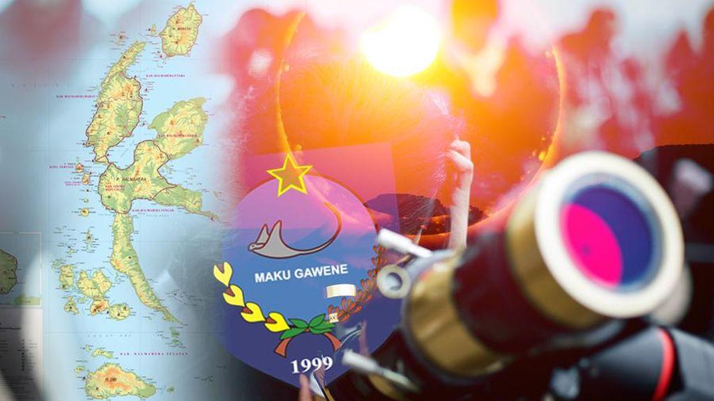 Mahkota Keramat Sultan Boleh Dilihat Umum Cuma Saat Gerhana 2016