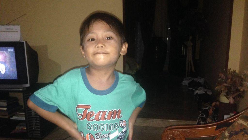 Bocah yang Ditemukan di Musala Polsek Kebayoran Baru Dirawat Polwan