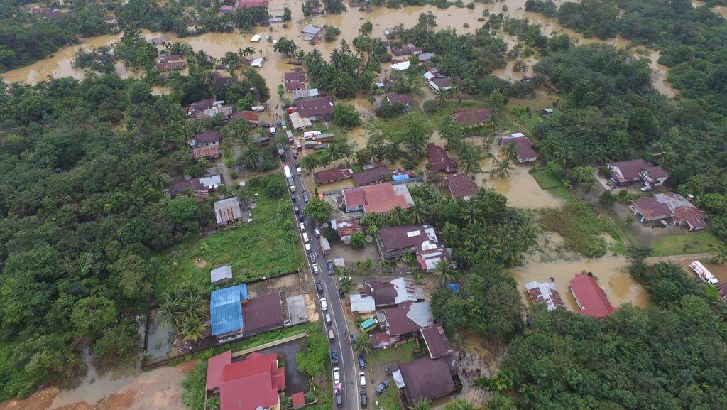 BNPB: 166 Wilayah Terdampak Banjir dan Tanah Longsor di Awal Tahun