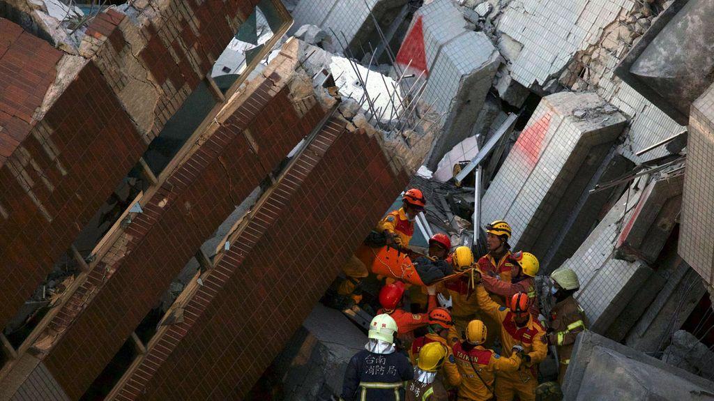 BNP2TKI: 1 WNI Jadi Korban Tewas Gempa Taiwan