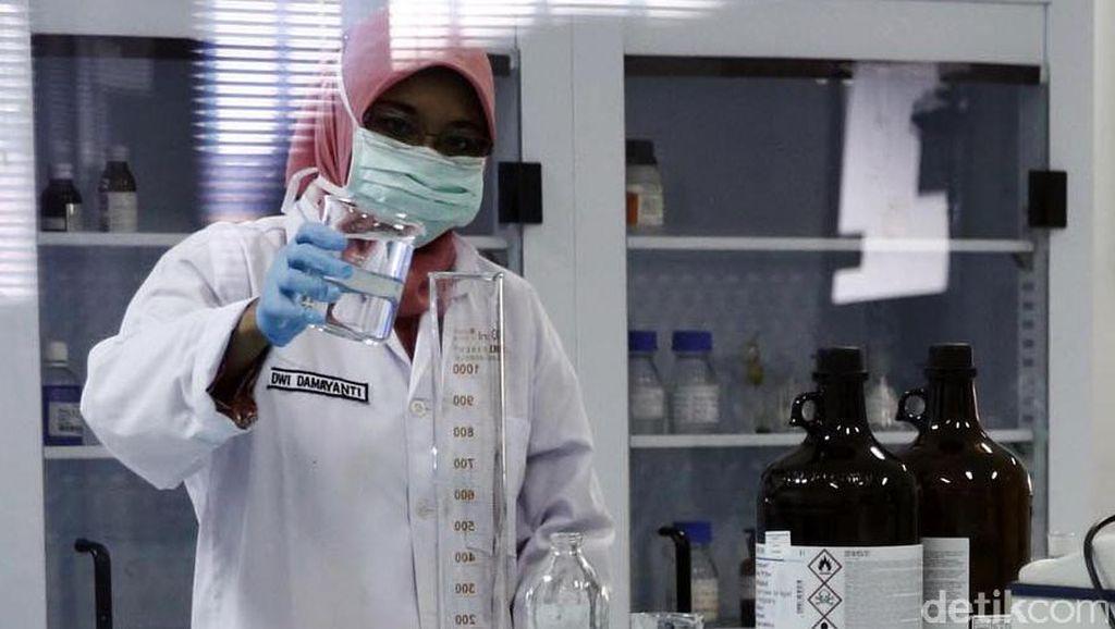 Mengintip Laboratorium BPOM