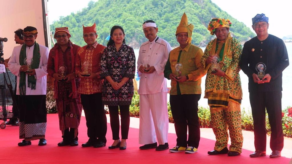 Diganjar Award Kebudayaan, Bupati Purwakarta Bicara UU dan Identitas Bangsa