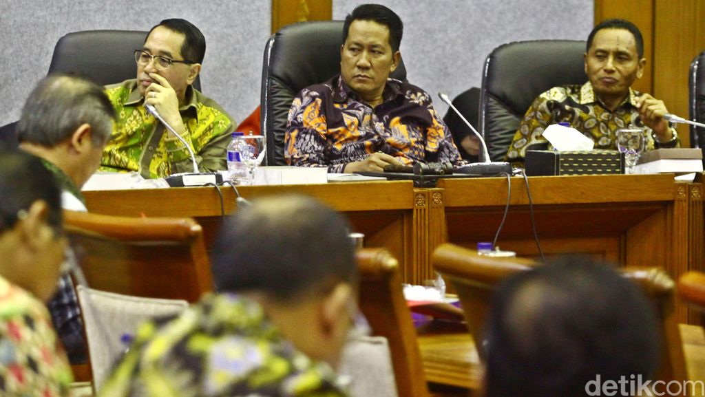 Baleg DPR Masukkan RUU Penghapusan Kekerasan Seksual di Prolegnas Prioritas