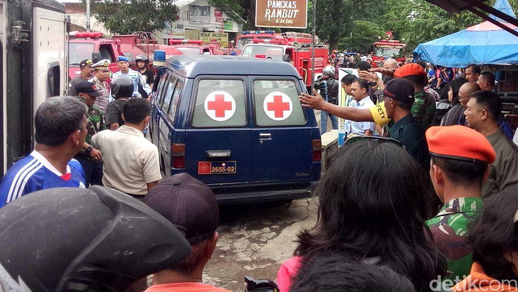 TNI AU Berencana Bongkar Rumah Lokasi Jatuhnya Super Tucano