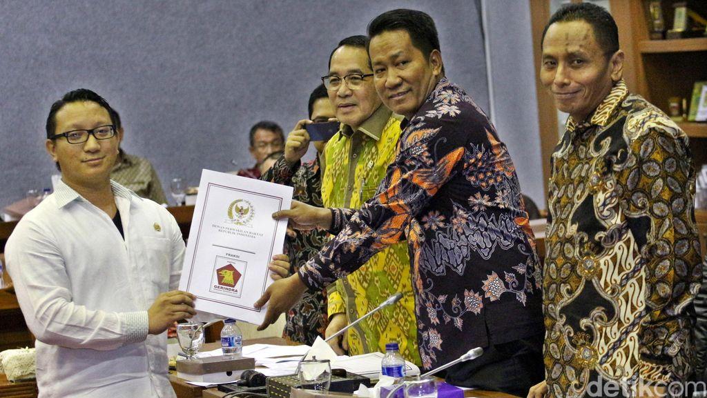 Gerindra Menolak, Paripurna Penetapan Revisi UU KPK Jadi Inisiatif DPR Digelar Besok