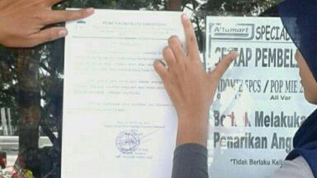 Jelang Valentine, Pemkot Makassar Sebarkan Imbauan Larangan Penjualan Kondom