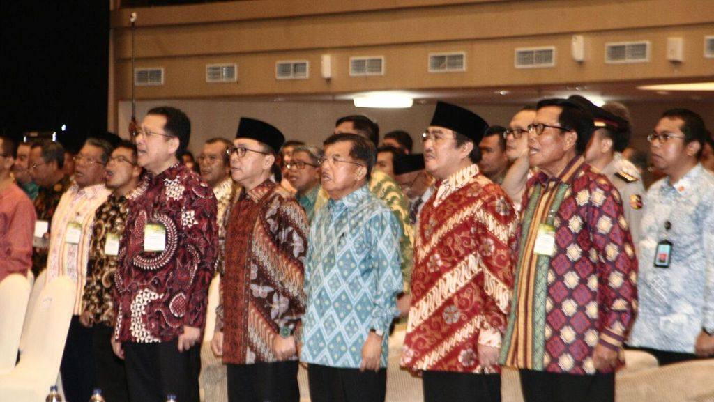 Bicara di Rakernas ICMI, Ketua MPR Bahas Ahok dan Toleransi di Indonesia