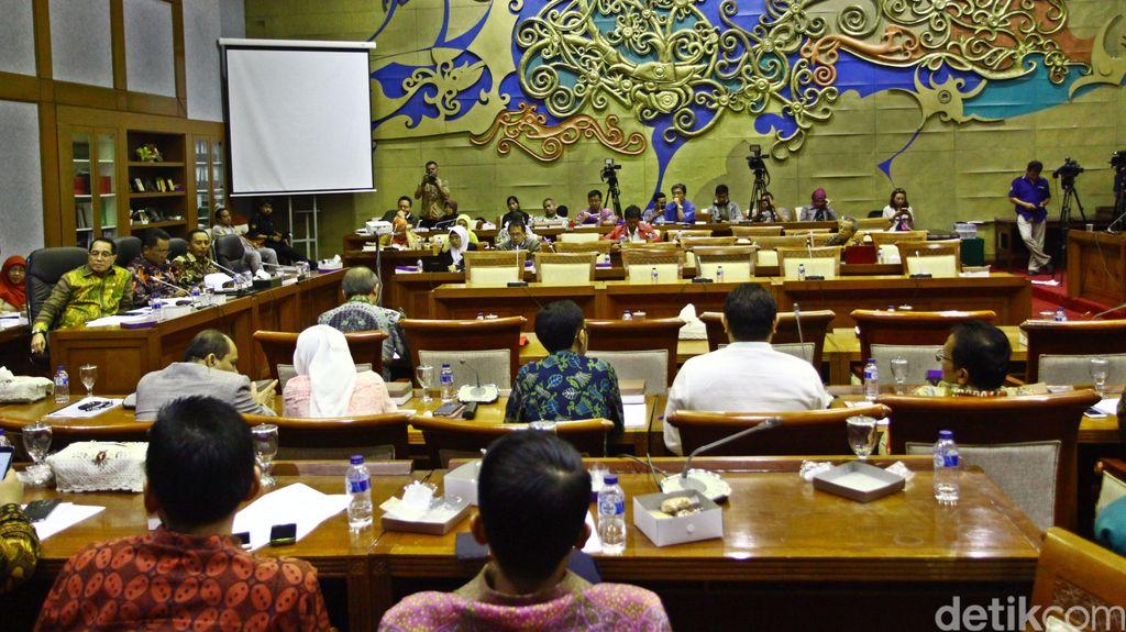 Revisi UU KPK Berlanjut, Baleg Tambah Poin Perubahan