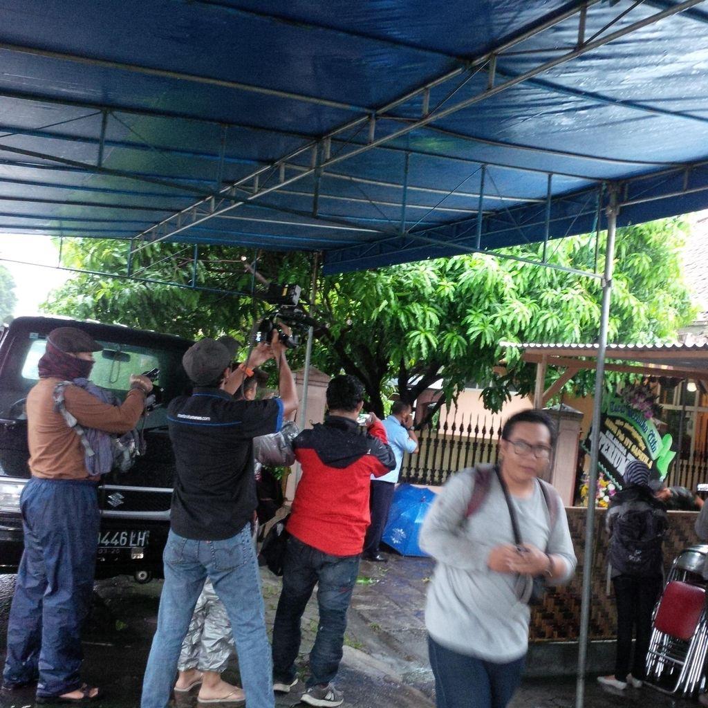 Jenazah Mayor Pnb Ivy Akan Dimakamkan di TMP Kusumanegara Yogya