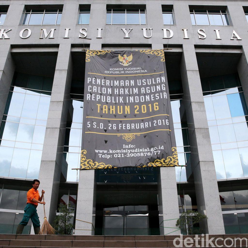 KY Siap Jaring Calon Hakim Tipikor