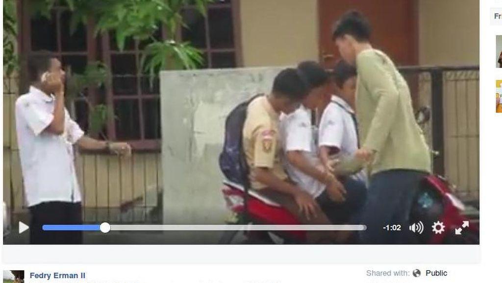 Polisi Siap Menindaklanjuti Video Pemalakan Siswa SMP di Buaran