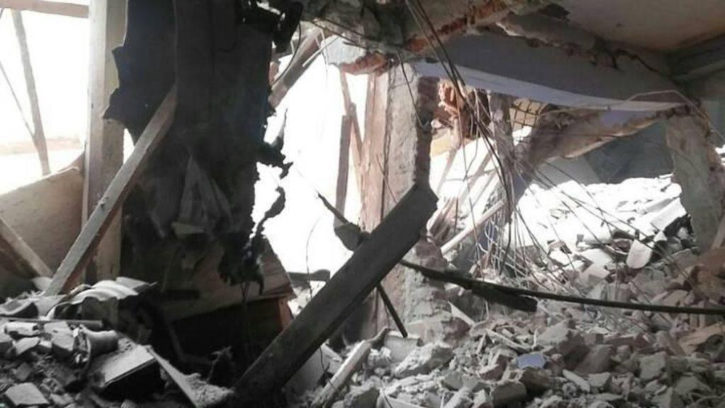 Tim Evakuasi Temukan Potongan Tubuh di Lokasi Jatuhnya Super Tucano
