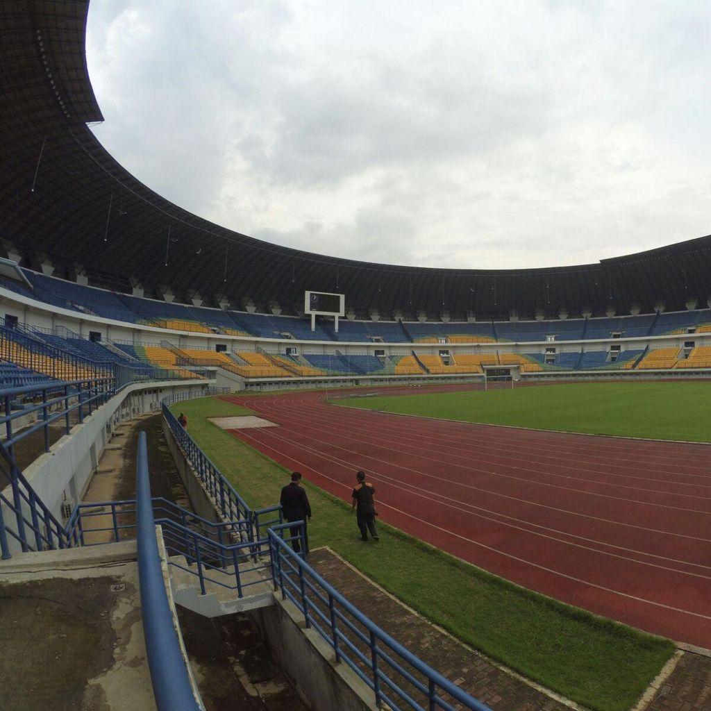 Stadion GBLA Resmi Jadi Lokasi Pembukaan PON XIX