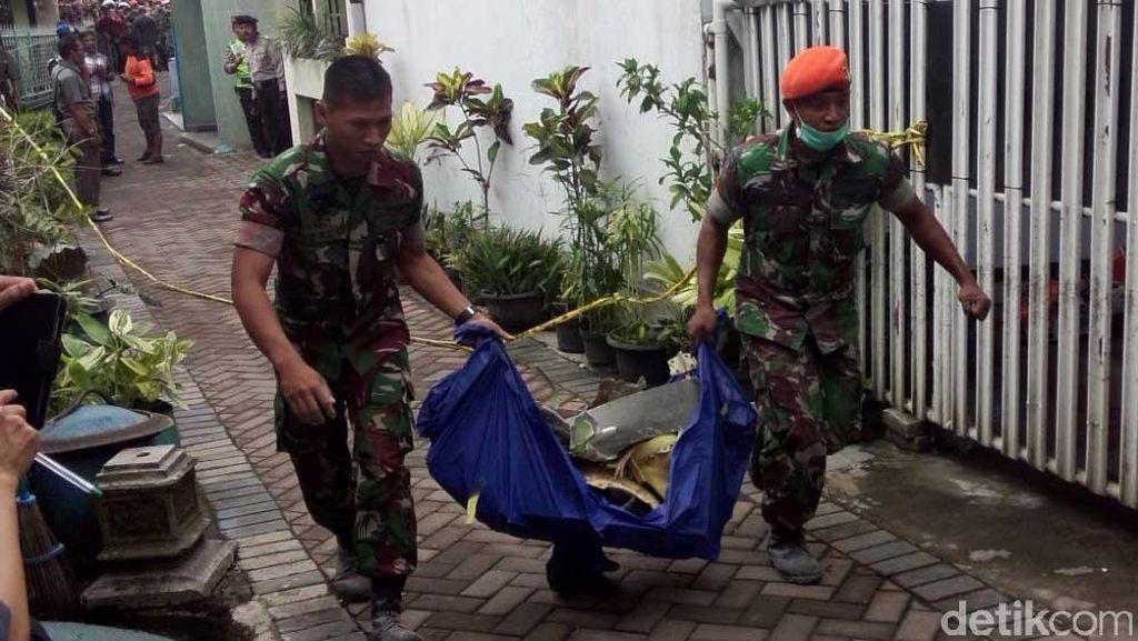 Luhut: Penyebab Super Tucano Jatuh Sedang Dicari, Jangan Berspekulasi