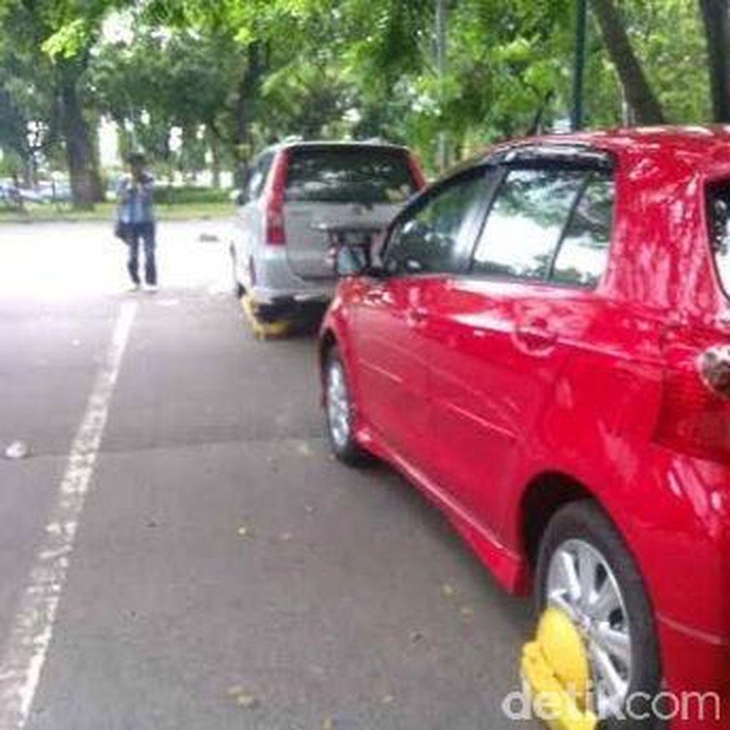 Tarif Parkir Pinggir Jalan di Kota Bandung akan Dinaikkan
