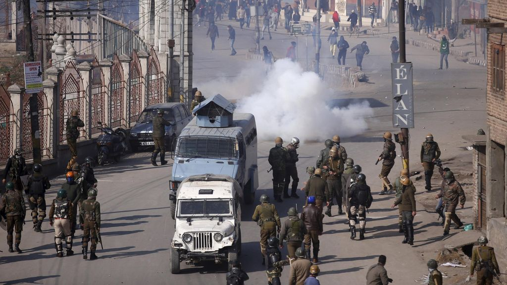 PM India Tuduh Pakistan Lakukan Kekerasan di Kashmir