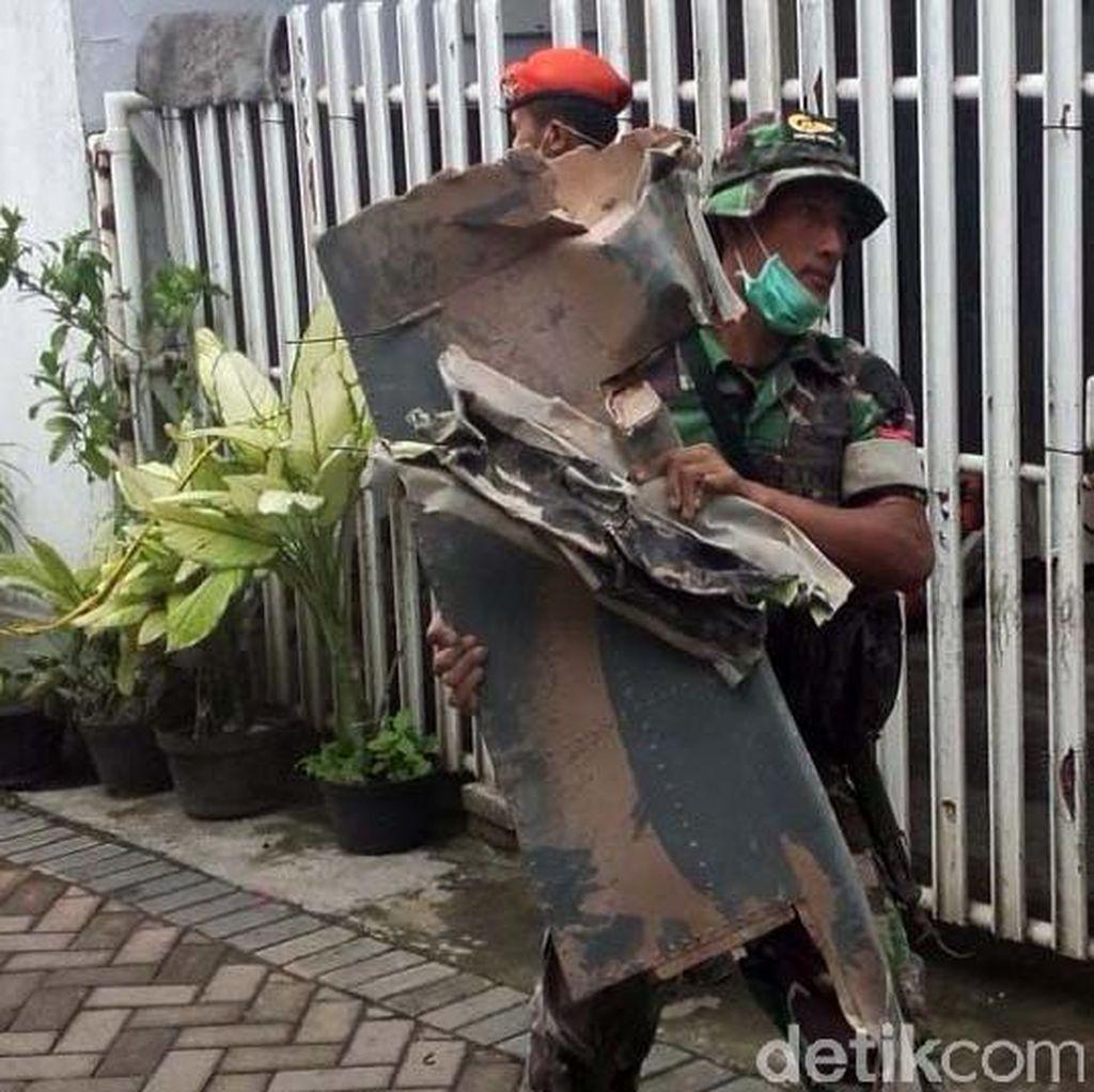 Ini Kata JK Soal Pesawat Super Tucano yang Jatuh di Malang